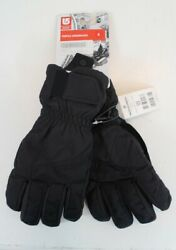 New Burton Mens Profile Snowboard Under Gloves Small True Black $31.47