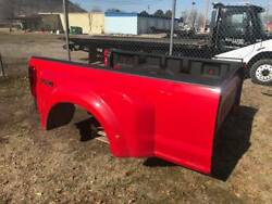 2017 F-350 Bed Tailgate Bumper and Lights