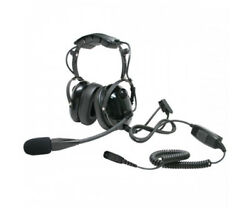 ARC T26075 Heavy Duty Earmuff Headset for Motorola Multi-Pin XPR and APX Radios $467.00