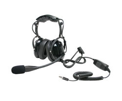 ARC T26010 Heavy Duty Earmuff Headset for Nexus Plug Two Way Handheld Radios
