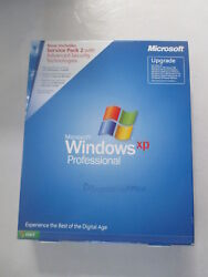 Microsoft Windows XP Professional UPGRADE with SP2 $35.19