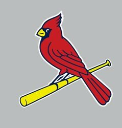 St. Louis Cardinals MLB Baseball Full Color Sports Decal Sticker FREE SHIPPING $3.03