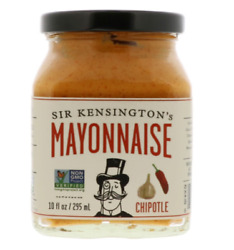 NEW SIR KENSINGTON'S MAYONNAISE CHIPOTLE GLUTEN FREE CONDIMENTS KOSHER HEALTHY