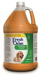 Lambert Kay Fresh'n Clean Scented Dog and Cat Shampoo 1-Gallon