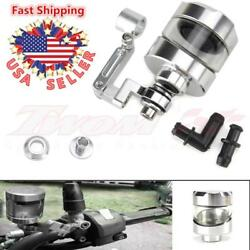 CNC Reservoir Brake Clutch Master Tank Fluid Oil Cup Universal Motorcycle NEW US $16.74