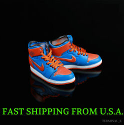 1 6 Men Shoes Nike Air Sneakers For 12quot; Phicen Hot Toys Custom Male Figure ❶USA❶ $16.99