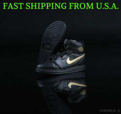 1 6 Men Shoes Nike Air Sneakers For 12quot; Phicen Hot Toys Custom Male Figure ❶USA❶ $15.50