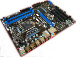 MSI Intel P55 Motherboard MS 7586 P55 CD53LGA 1156 DDR3 ATX $57.55