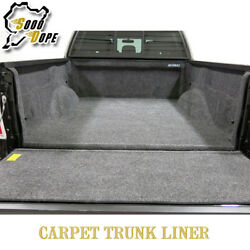 6FT Wide Car Automotive Bass Boat Carpet Cut Pile Replacement GreyBlack By Foot