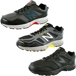 NEW BALANCE MENS MT510 4E WIDE WIDTH CUSHIONING TRAIL RUNNING SHOES $59.95