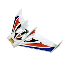 41in Foamboard FPV Flying Wing RC Plane Kit with Airfoiled Wing Stiffer than EPP $30.00