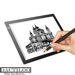 A3 LED Ultra Slim Tracing Board Drawing Design  For Professional Art Ultra HD