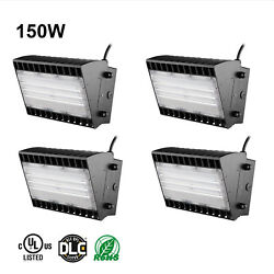 16000LM Waterproof LED Wall Pack Light Commercial Outdoor Building Mounted 150W
