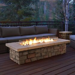 RealFlame Faux Stone Firepit Sedona 66