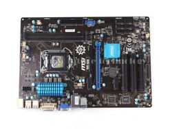 MSI Intel B85 Motherboard B85 IE35 LGA 1150 DDR3 USB3.0 DVI mATX $48.99