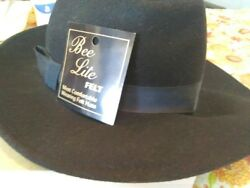 Clothing Shoes & Accessories Ladies Felt HatTag100% WoolNever UsedOrig Box
