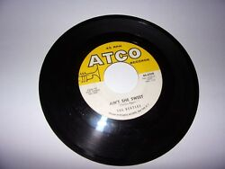 The Beatles: Ain't She Sweet  Nobody's Child  45 Rpm  1964  Atco 6308 VG