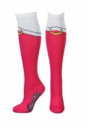 Sailor Moon Boots Costume Knee High Womens Socks $11.95