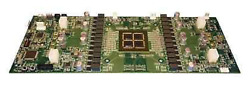 HASHFAST 28NM 750GHS ASIC BITCOIN MINER MINING BOARD - IN HAND TESTED + WORKING