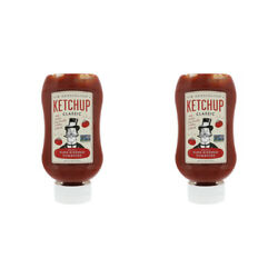 2X SIR KENSINGTON'S CLASSIC KETCHUP CONDIMENTS VEGAN HEALTHY FOODS NO FRUCTOSE