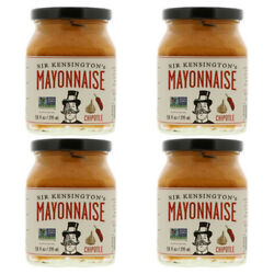 4X SIR KENSINGTON'S MAYONNAISE CHIPOTLE GLUTEN FREE CONDIMENTS KOSHER HEALTHY
