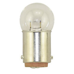 REPLACEMENT BULB FOR PAPER CUTTERS 6V 5W BA15D POLAR 115CE 6V 5W BA15D 5W 6V $38.64