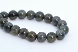 6MM Genuine Natural Iolite Beads South Africa Grade A Round Loose Beads 7.5