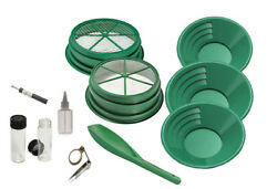 PM10 11pc Green Large Gold 1/4