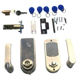 Commercial Safety Entry Door Lock Keypad Control System LockRFID Readers