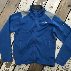 North Face • Men's TKA STRETCH Full Zip Jacket size SMALL