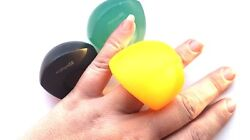 SALE 10%Monies Style  Silicone mold make at home for epoxy silicone ring Size 8