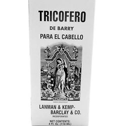 Barry's Tricopherous Hair Dressing Tonic Tricofero de Barry Tonico Capilar Pelo