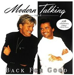 Modern Talking - Back For Good 20th Anniversary Edition [New Vinyl] Germany - Im