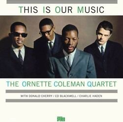Ornette Coleman - This Is Our Music [New Vinyl]
