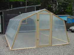 New Greenhouse Kit. 12' x 16' Complete Kit. *Local pick-up only* Maine.