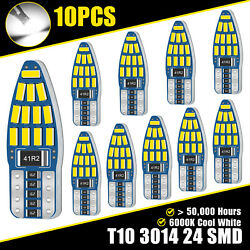 USB Car Interior Atmosphere Star Sky Lamp Ambient Star Light LED Projector Blue $7.97