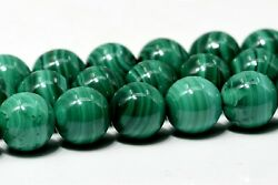6MM Genuine Natural Malachite Beads South Africa AAA Round Loose Beads 15.5