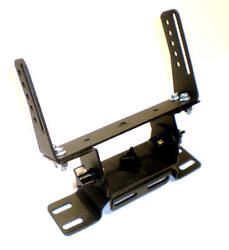 Heavy Duty CB Radio Adjustable Floor Mount Bracket All the COBRA 29 SERIES $36.99