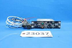 BMS HCP 50 Helicopter Control Panel P N: 800205219 23037 $175.00