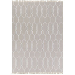 Surya LGO2000-811 Lagoon Outdoor Rug Gray and Neutral