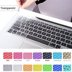 Silicone Keyboard Skin Cover Case For Apple Macbook Pro 13
