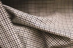 New Pendleton Cream Worsted Light Weight wool fabric by the yard 60