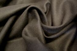 New Pendleton Black Melton Blanket Weight wool fabric by the yard 58