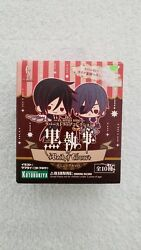 Black Butler Book of Circus Rubber Cell Phone Strap Licensed blind box NEW