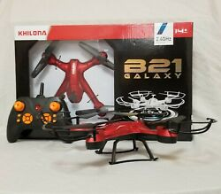 NEW 14quot; MIDDLE SIZE OUTDOOR INDOOR AUTOMATIC FLYING DRONE REMOTE CONTROL TOY ALT $31.99