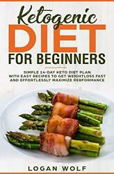Ketogenic Diet For Beginners: Simple 14-Day Keto Diet Plan With Easy Recipes…