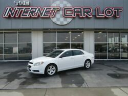 2012 Chevrolet Malibu LS 2012 Chevrolet Malibu Summit White with 54128 Miles available now!