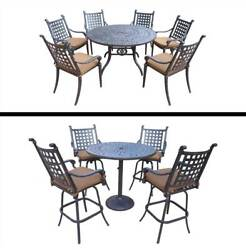 12-Pc Outdoor Bar and Dining Set [ID 3684400]