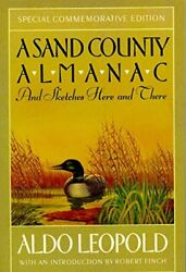 A Sand County Almanac: And Sketches Here and There (Outdoor Essays