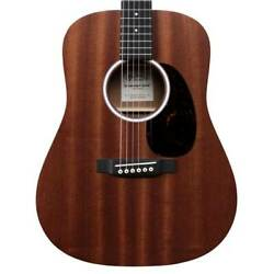 Martin DJR-10 Sapele Top Acoustic Natural $499.00